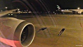 Jetstar Boeing 787-8 Dreamliner Night Take Off from Phuket