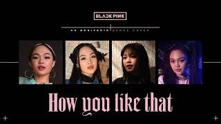 Download song (BLACKPINK 블랙핑크) - 'HOW YOU LIKE THAT' DANCE COVER 댄스커버 // Andree Bonifacio