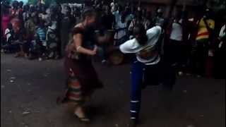Kouroussa:  Doundounba with Hamanah Percussion (9)