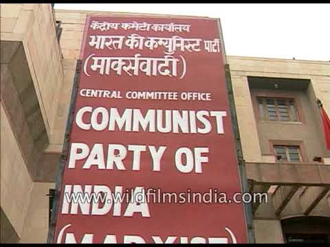 Harkishan Singh Surjeet : CPM party alone could not meet the challenge to the nation's unity