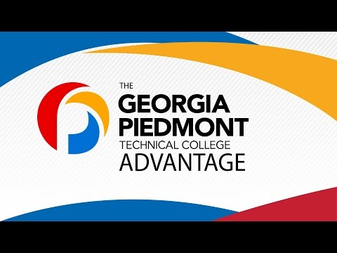 15 Sec Georgia Piedmont Technical College Advantage