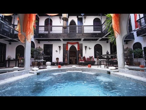 Top10 Recommended Riads With SPA In Marrakesh, Morocco