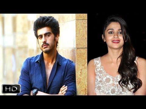 Alia Bhatt Arjun Kapoor Fun Interview On 2 States Part 2