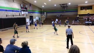 Summit Middle School vs. Homestake Peak School 201