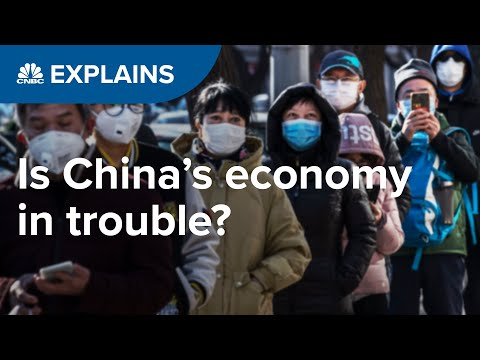 What does the coronavirus mean for China's economy?   CNBC Explains