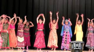 Indian Dance - Remix at JCNC 2009 (Steps & Beats)