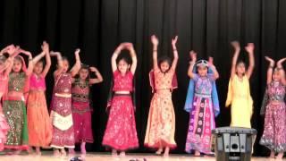 Indian Dance - Remix at JCNC 2009 (Steps & Beats)