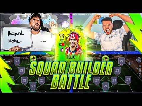 FIFA 21: JOAO FELIX PATH TO GLORY Squad Builder Battle ☠️☠️ Proownez vs Wakez 🔥🔥