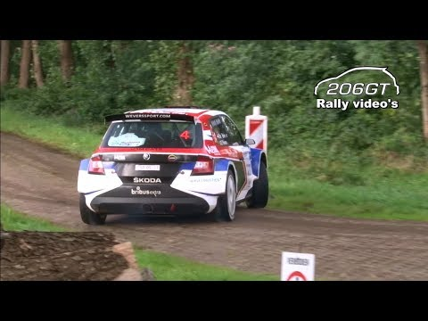 Hellendoorn Rally 2017 CRASHES & MISTAKES _By 206GT