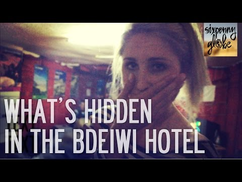 What's Hidden Inside The Bdeiwi Hotel | Jordan Part 3