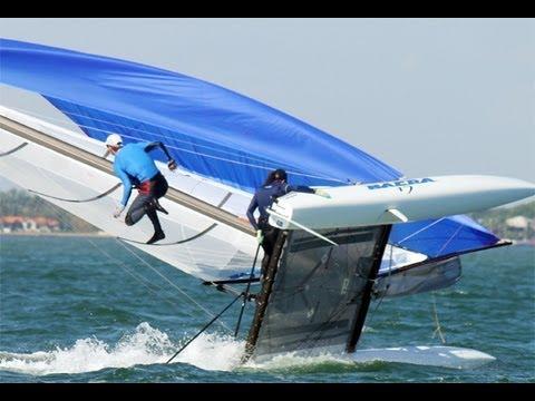 Sea Master Sailing February 2013