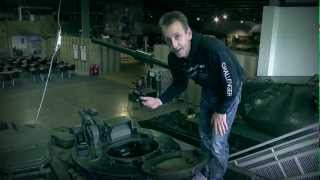 Inside the Tanks: The Chieftain - World of Tanks
