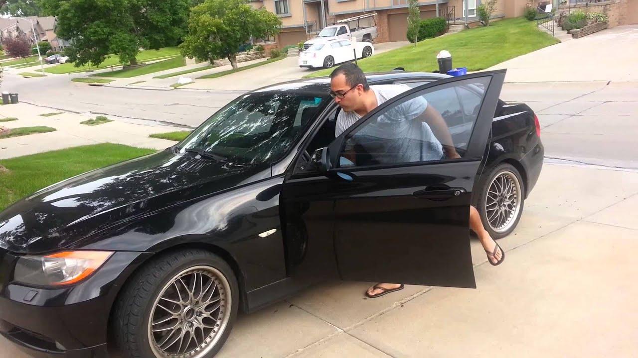 bmw 328xi 2011 tire size