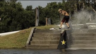 The Wakeskate Tour | 2012 Stop 3 | Battle Falls