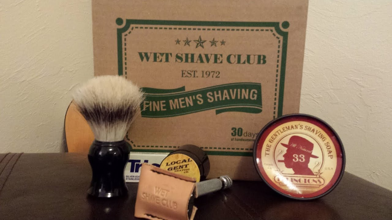 Wet Shave Club Review Youtube