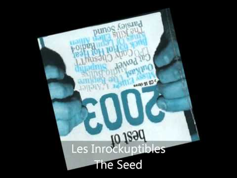 Les Inrockuptibles - Best Of 2003 - The Seed