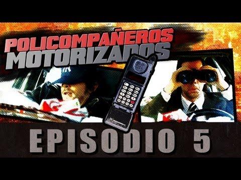 Policompañeros Motorizados 05 - Contesta!