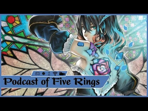 Twitch Affiliate Program/Meta Wants Bloodstained Now -  Podcast of Five Rings Episode 7, Part 3