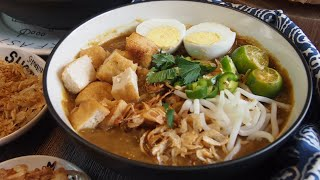 How to cook Mee Rebus 马来卤面 SUPER YUMMY! (Malay Food)