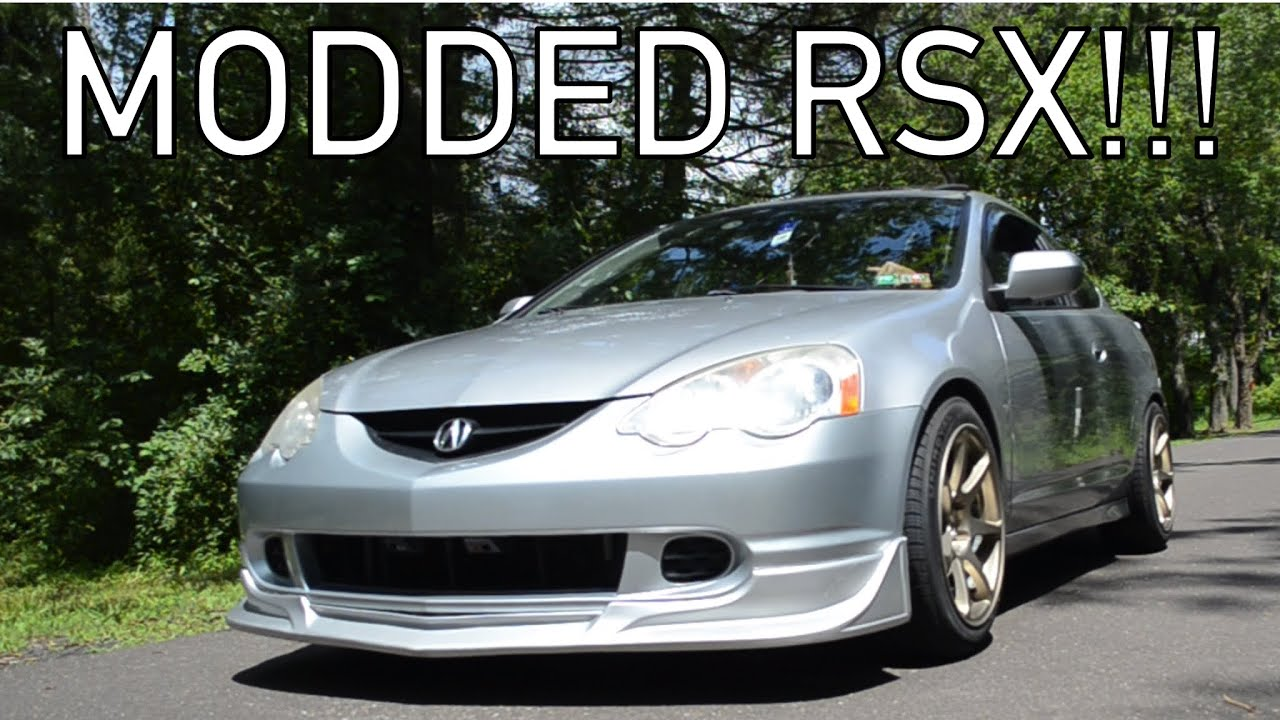 The Sunday Drive: Episode 07, 2003 Acura RSX Review!