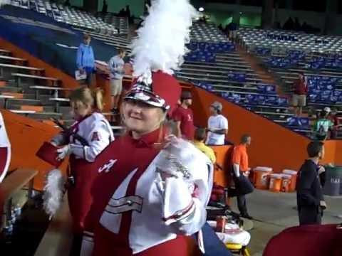 2011 MDB Piccolos - Alabama vs. Florida EXTENDED EDITION!!