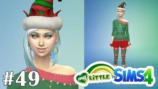 Новогодние костюмы 2 - My Little Sims (Кантерлот) - #49