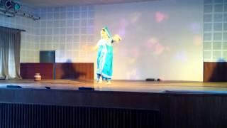 Rangeelo Maaro Dholna-Darpan solo dance performance