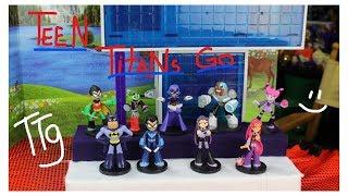 Teen Titans Go HeroWorld Funko Vinyl Collectibles