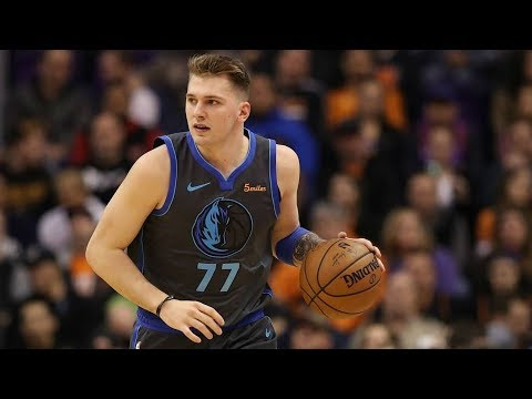 Luka Doncic Forces OT With 0.6 Seconds Left! 2018-19 NBA Season