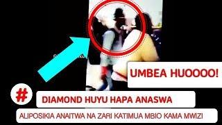 Hii Hapa Ndio VIDEO YA DIAMOND Iliyoshangaza Ulimwengu Akielekea Nyumbani Kwa Zari