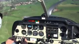 Avion - tour de piste