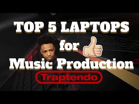 Top 5 laptops for music production
