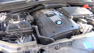 BMW N54 Turbo Rattle Clanking Noise Caused By Failure Turbo Chargers