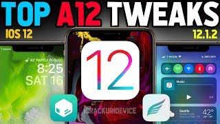 Top 35 A12 Jailbreak Tweaks on iOS 12 - 12.1.2 we WANT for Chimera Jailbreak! (Sileo Tweaks #1)