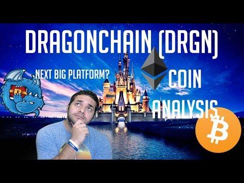 Dragonchain (DRGN) - Coin Analysis - Super Undervalued Platform!?