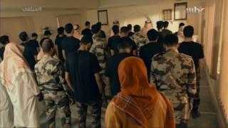 الحلقة 6 - #سيلفي  - مشهد تمثيلي لعملية ارهابية بالمسجد..رحم الله شهداء وطننا