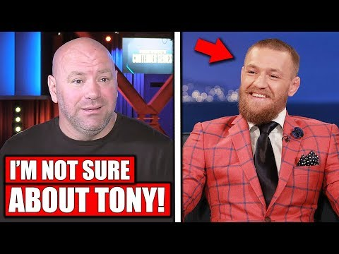Dana White Q&A: Ferguson vs Khabib, Conor McGregor return, Jon Jones at Heavyweight