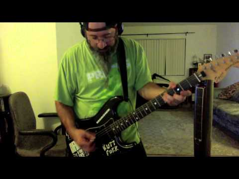 fear factory - self bias resistor (guitar cover)
