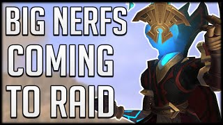 BIG NERFS For Castle Nathria Raid & Patch 9.0.5 Releases Next Week?