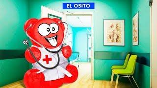 DR. OSITO DE GELATINA