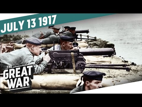 Operation Beach Party - Mustard Gas Unleashed I THE GREAT WAR Week 155