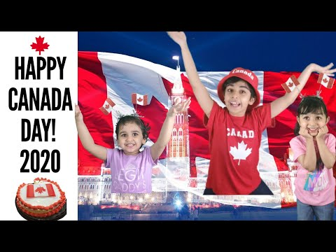 Canada Day 2020 - Celebrations In Toronto