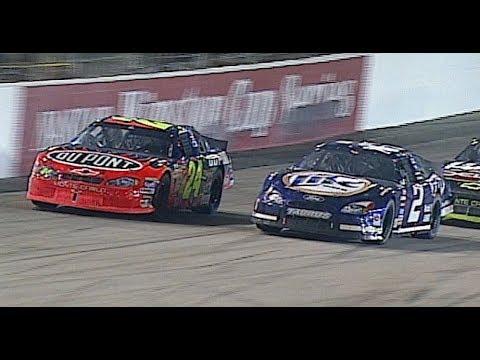NASCAR's most memorable bump-and-run moments