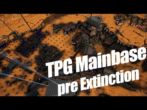 TPG Mainbase pre Extinction / ARK Official PVP