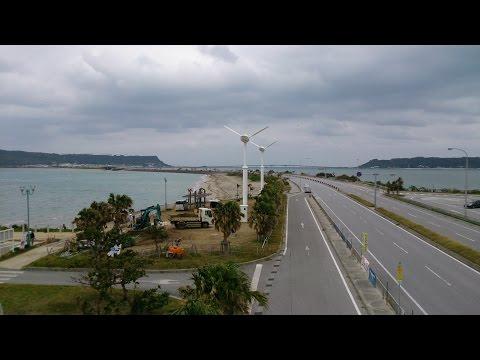 Okinawa Bike Tour - Nago to Uruma
