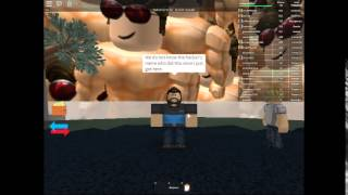 Hacker at Roblox Dunkin' Donuts Cafe