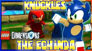 ABM: Lego Dimensions Sonic Level Pack Knuckles The Echidna!! (60FPS)