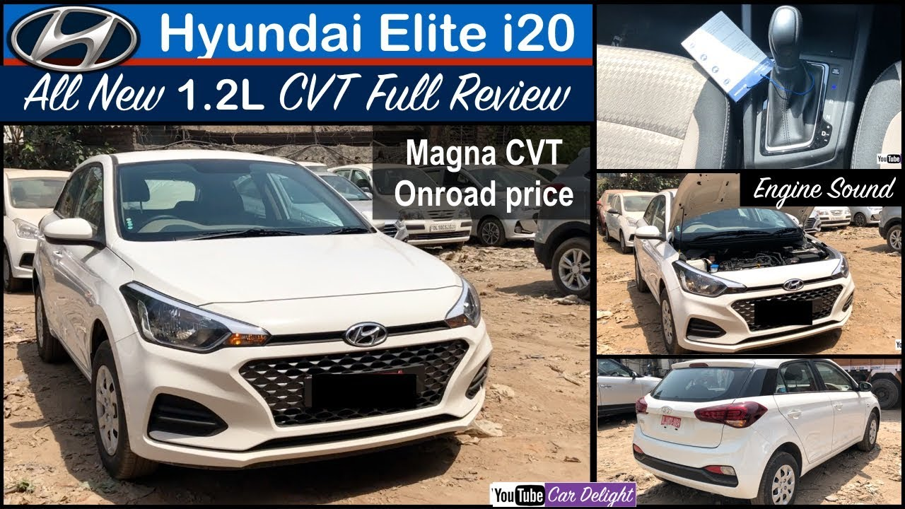 elite i20 2018 automatic review i20 cvt 2018 interior exterior rh youtube com 2018 Hyundai I20 Interior 2018 Hyundai I10