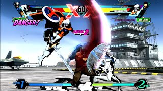 UMVC3 Reddit Ladder Season 4 - vs pay2playy FT5 Match 11 Week 4