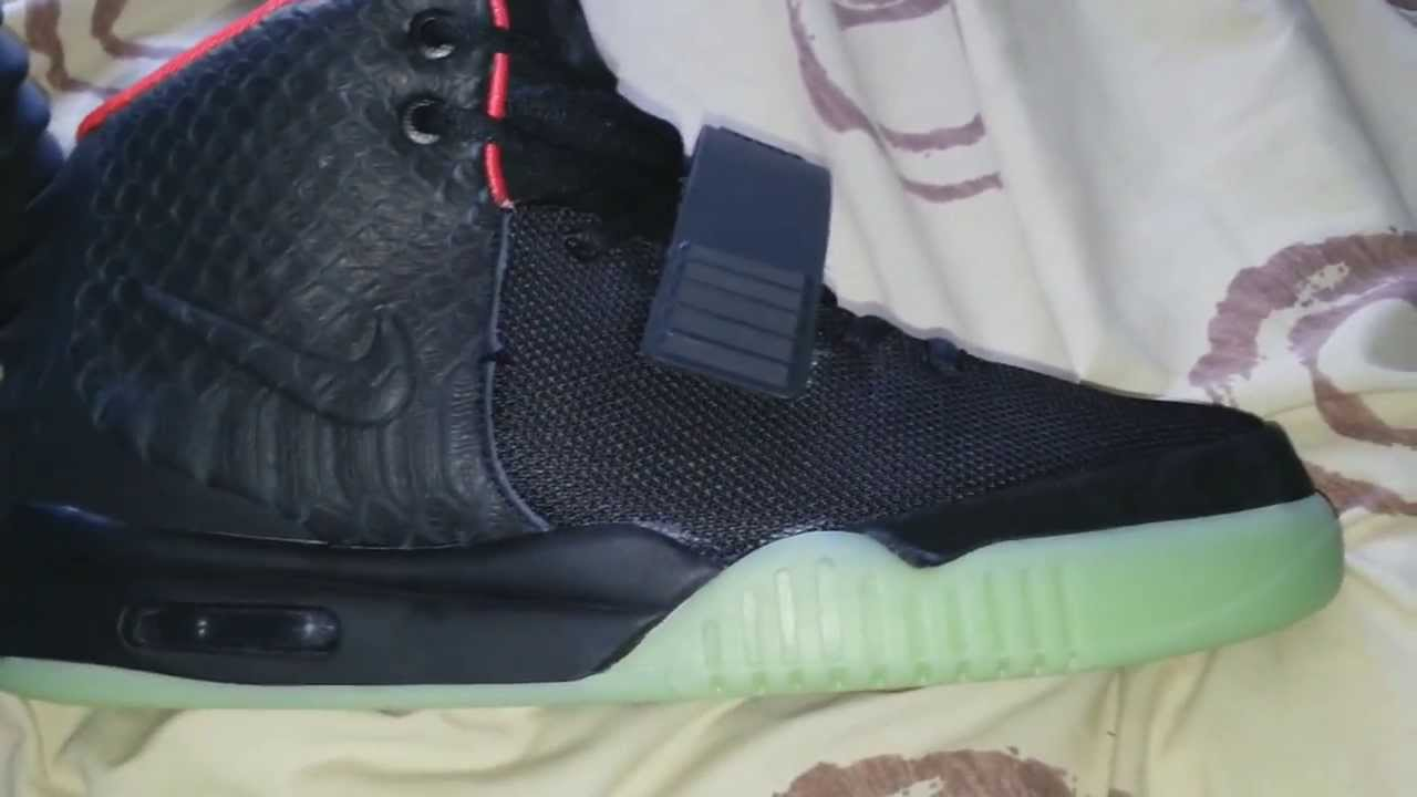 My Super Perfect Nike air Yeezy 2 s Review - YouTube 1082ac896a24